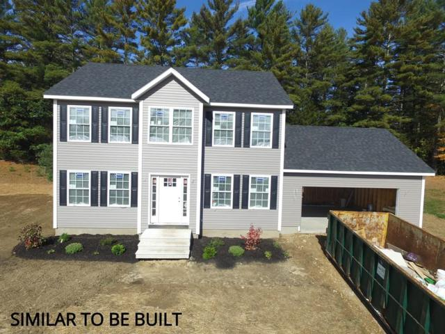 Lot 5 Dudley Rd, Templeton, MA 01468 (MLS #72519557) :: The Russell Realty Group