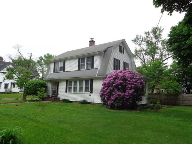 218 Pleasant Street, Holyoke, MA 01040 (MLS #72519570) :: Apple Country Team of Keller Williams Realty