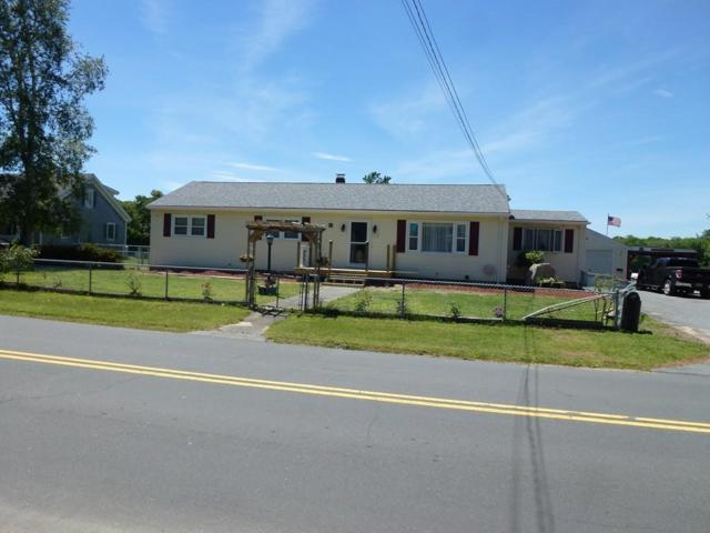 114 Bakerville Rd, Dartmouth, MA 02748 (MLS #72519579) :: The Russell Realty Group