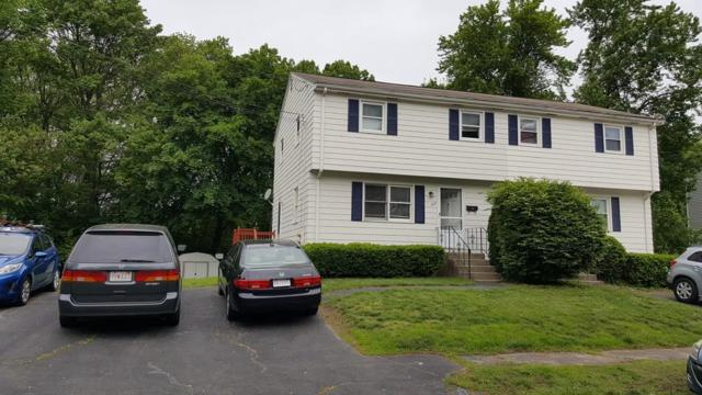 165 Maple St #165, Needham, MA 02492 (MLS #72519610) :: The Gillach Group