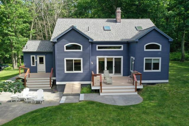 127 New Braintree Rd, West Brookfield, MA 01585 (MLS #72519636) :: Vanguard Realty