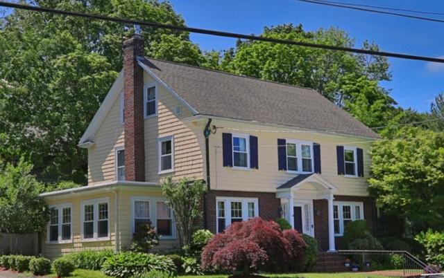 51 Bow Rd, Belmont, MA 02478 (MLS #72519666) :: The Russell Realty Group