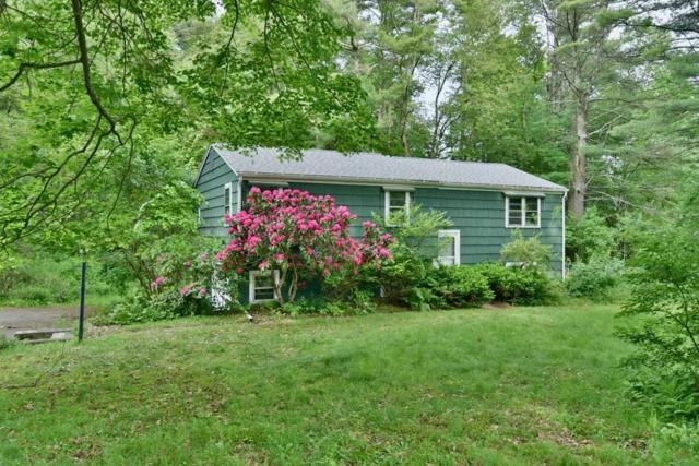 131 Baker Hill Rd, East Brookfield, MA 01515 (MLS #72519744) :: Driggin Realty Group