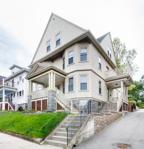 31 Mapleton St #2, Boston, MA 02135 (MLS #72519749) :: Westcott Properties
