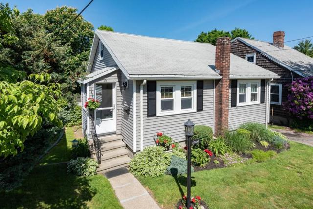 35 Meadow St, Quincy, MA 02171 (MLS #72520001) :: Kinlin Grover Real Estate