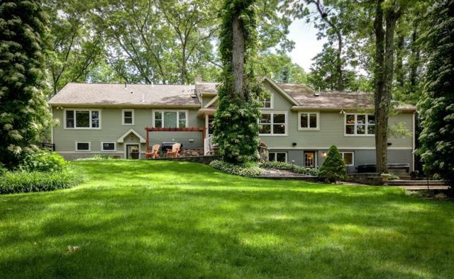 23 Wedgwood Road, Wellesley, MA 02481 (MLS #72520102) :: The Gillach Group
