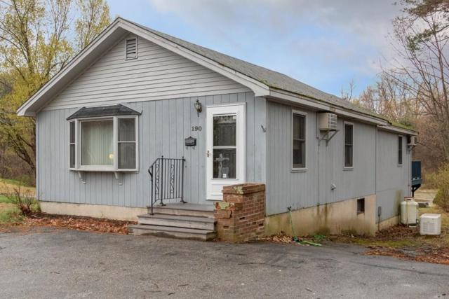 190 E Main, Hampstead, NH 03826 (MLS #72520105) :: Vanguard Realty
