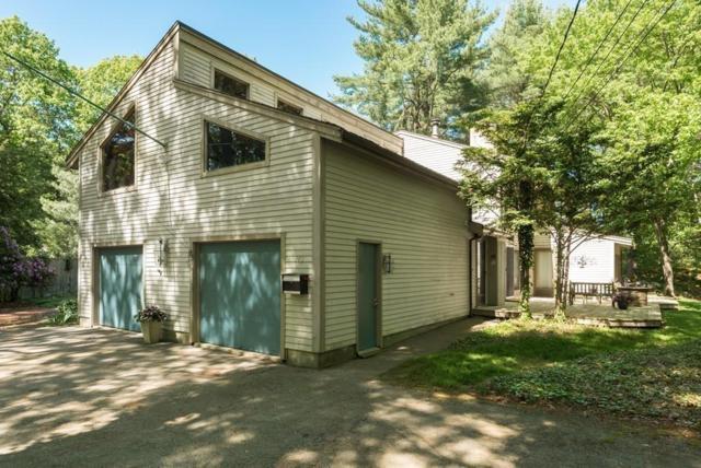142 Ward St, Hingham, MA 02043 (MLS #72520118) :: Trust Realty One