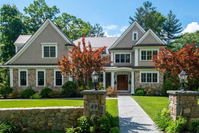49 Bristol Rd, Wellesley, MA 02481 (MLS #72520135) :: Primary National Residential Brokerage