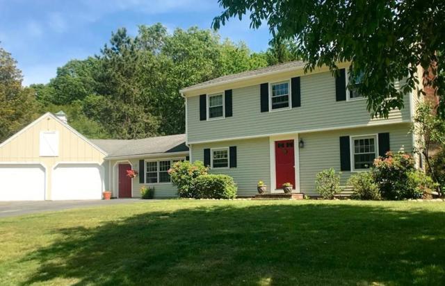 41 Winsor Lane, Topsfield, MA 01983 (MLS #72520196) :: Primary National Residential Brokerage