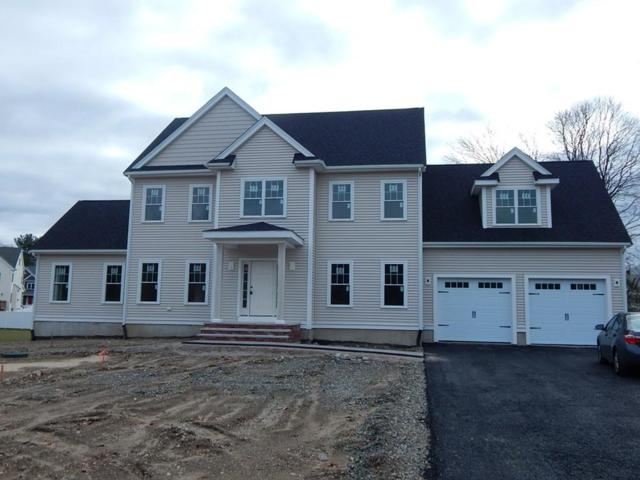 Lot 6 Kelly Lane, Brockton, MA 02301 (MLS #72520212) :: revolv