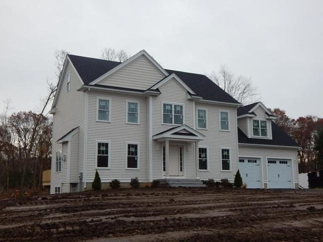 Lot 6 A Kelly Lane, Brockton, MA 02301 (MLS #72520213) :: revolv