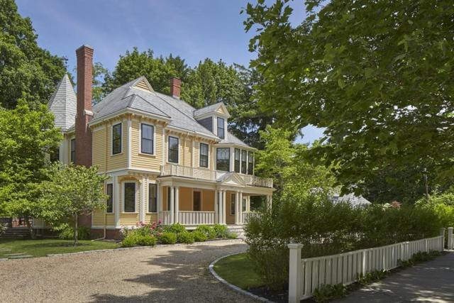699 Boston Post Rd, Weston, MA 02493 (MLS #72520225) :: Primary National Residential Brokerage