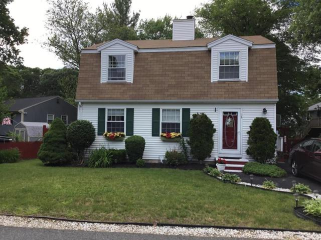 16 Woodland Ave, Saugus, MA 01906 (MLS #72520239) :: Primary National Residential Brokerage