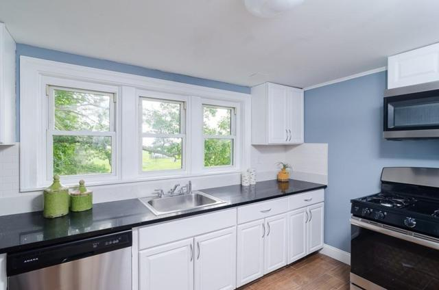 32 Palmer St, Quincy, MA 02169 (MLS #72520250) :: The Muncey Group