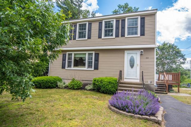 50 Raymond St, Tewksbury, MA 01876 (MLS #72520272) :: Primary National Residential Brokerage