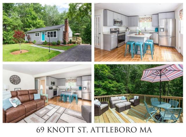 69 Knott St, Attleboro, MA 02703 (MLS #72520283) :: revolv