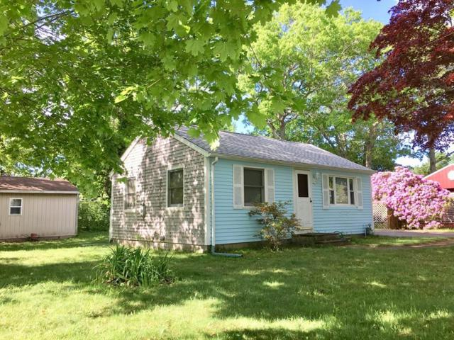 16 Grandview Ave, Fairhaven, MA 02719 (MLS #72520303) :: Trust Realty One