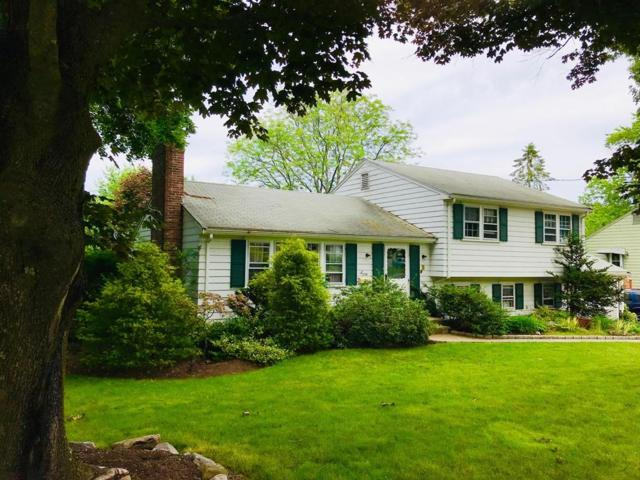 236 Hunting Road, Needham, MA 02494 (MLS #72520370) :: The Gillach Group
