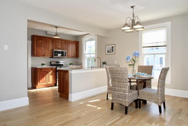 47 Pleasant St #2, Gloucester, MA 01930 (MLS #72520414) :: Spectrum Real Estate Consultants