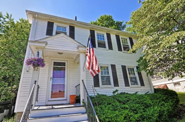 32 Hillside Ave, Quincy, MA 02170 (MLS #72520416) :: Sousa Realty Group
