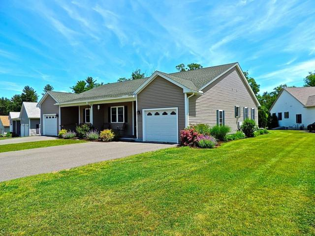 36 Silver Crest Lane #36, Greenfield, MA 01301 (MLS #72520417) :: Exit Realty