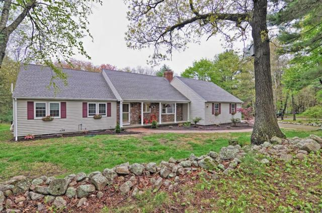 43 Fairway Ln, Foxboro, MA 02035 (MLS #72520425) :: DNA Realty Group