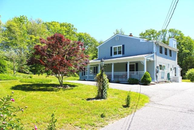 510 Adamsville Rd, Westport, MA 02790 (MLS #72520513) :: Welchman Torrey Real Estate Group