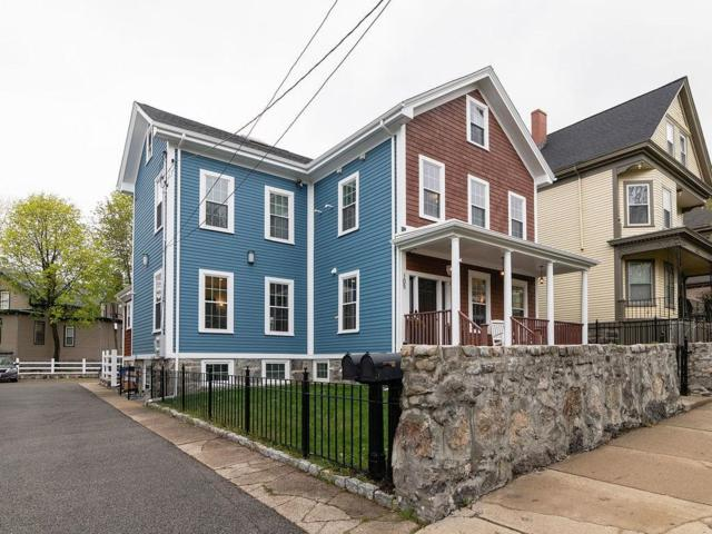 105 Munroe Street, Boston, MA 02119 (MLS #72520619) :: Apple Country Team of Keller Williams Realty