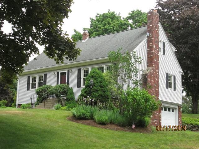 30 Donnelly Cross Rd, Spencer, MA 01562 (MLS #72520640) :: Compass Massachusetts LLC