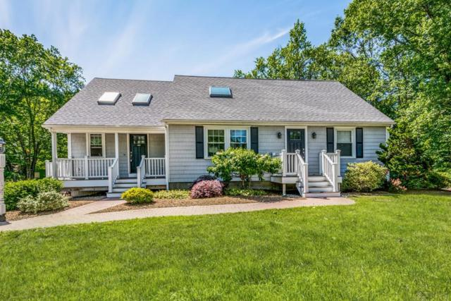 118 Carter St #2, Lancaster, MA 01523 (MLS #72520689) :: Compass Massachusetts LLC