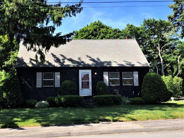42 Turner Rd., Marblehead, MA 01945 (MLS #72520712) :: Exit Realty