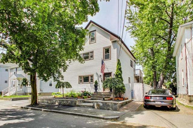 28 Francis St, Waltham, MA 02451 (MLS #72520794) :: Spectrum Real Estate Consultants