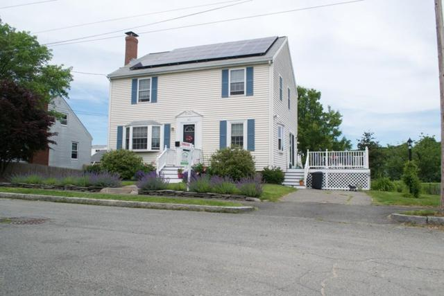 60 Lansdowne St, Quincy, MA 02171 (MLS #72520825) :: The Muncey Group
