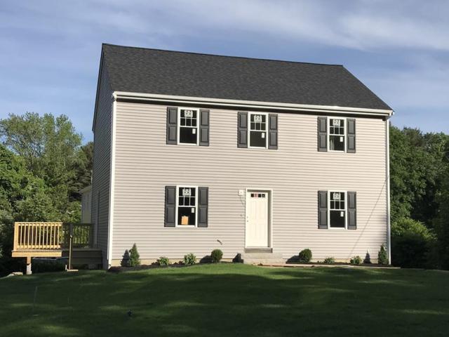 1 Sand, Middleboro, MA 02346 (MLS #72520830) :: Spectrum Real Estate Consultants