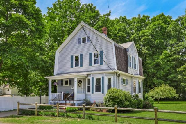 10 Belmont Street, Reading, MA 01867 (MLS #72520840) :: Spectrum Real Estate Consultants