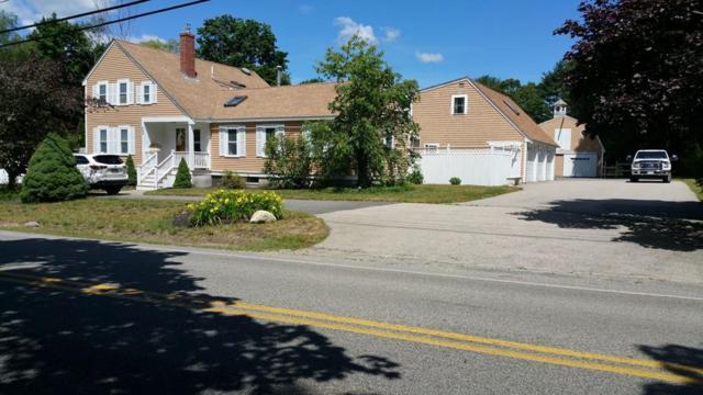 588 Pine St, Marshfield, MA 02050 (MLS #72520878) :: Spectrum Real Estate Consultants