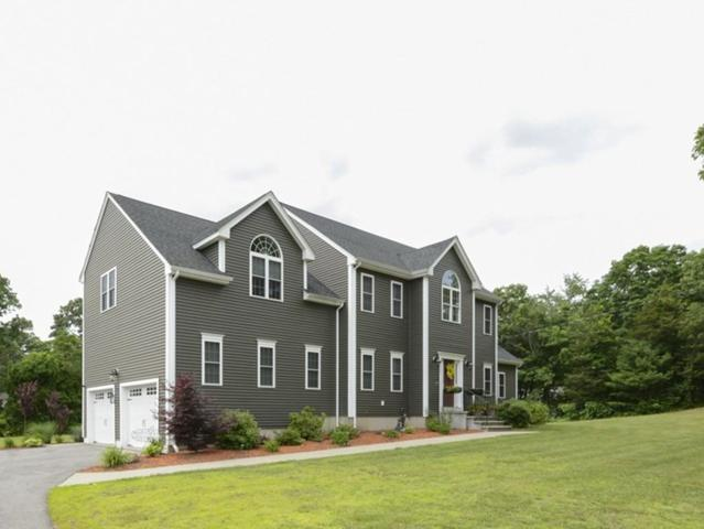 406 Central Street, Milford, MA 01757 (MLS #72520889) :: Welchman Torrey Real Estate Group