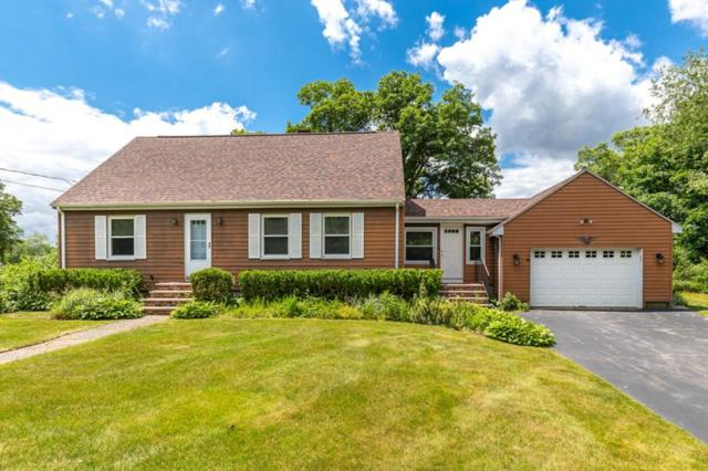628 Pearl St, Stoughton, MA 02072 (MLS #72520901) :: Welchman Torrey Real Estate Group