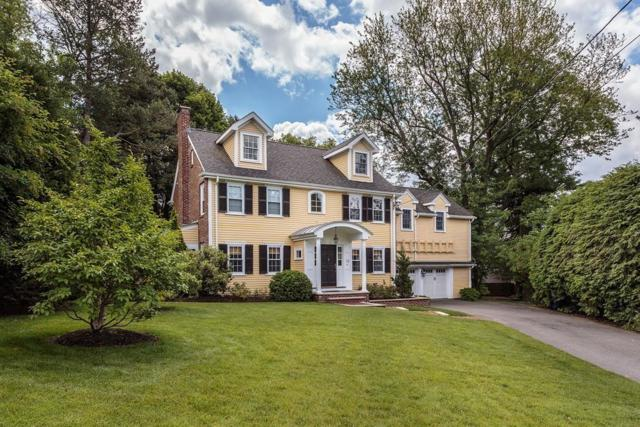 12 Kilburn Road, Belmont, MA 02478 (MLS #72520921) :: The Russell Realty Group