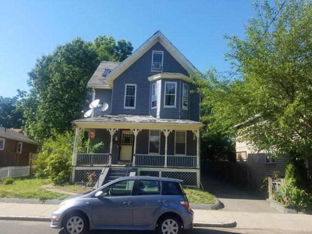 29 Catherine St, Boston, MA 02131 (MLS #72520955) :: Vanguard Realty