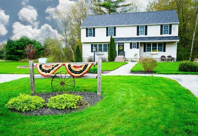 38 Sullivan Blvd A, Oxford, MA 01540 (MLS #72520959) :: Welchman Torrey Real Estate Group