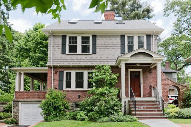 204 Park Ave, Arlington, MA 02476 (MLS #72520961) :: Welchman Torrey Real Estate Group
