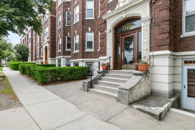 1629 Commonwealth Ave #4, Boston, MA 02135 (MLS #72520979) :: Welchman Torrey Real Estate Group