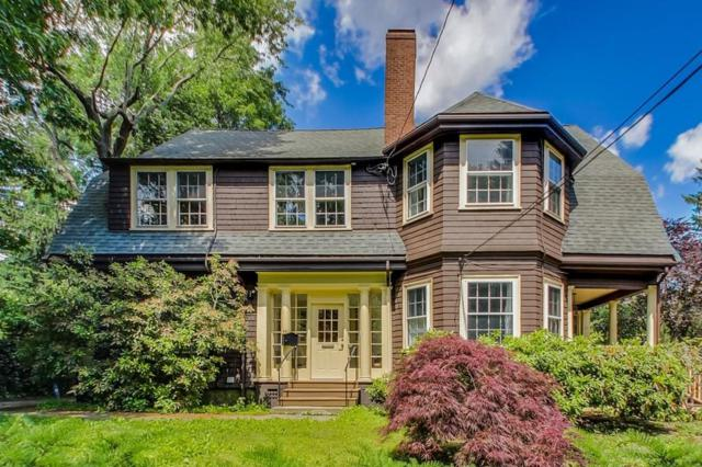 40 Crafts Rd, Brookline, MA 02467 (MLS #72521033) :: Apple Country Team of Keller Williams Realty