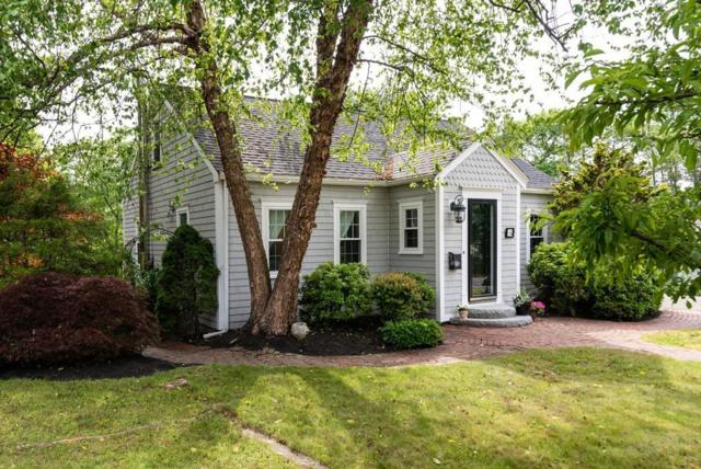 45 Mordecai Lincoln Road, Scituate, MA 02066 (MLS #72521235) :: The Russell Realty Group