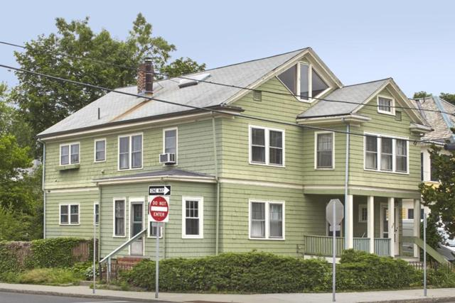 117 Fayerweather St, Cambridge, MA 02138 (MLS #72521340) :: Apple Country Team of Keller Williams Realty
