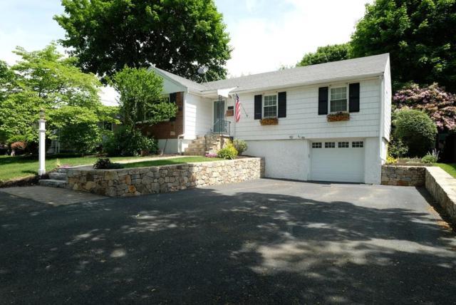 96 Nancy Rd, Milton, MA 02186 (MLS #72521385) :: Westcott Properties