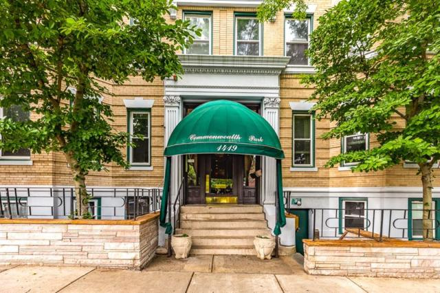 1419 Commonwealth Ave #204, Boston, MA 02135 (MLS #72521399) :: Welchman Torrey Real Estate Group