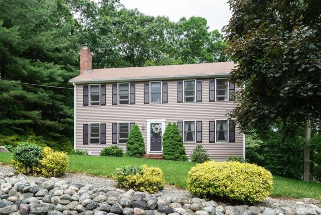 17 Sumac Lane, North Attleboro, MA 02760 (MLS #72521501) :: Team Patti Brainard